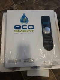 EcoSmart tankless water heater & dental  Indianapolis, 46237