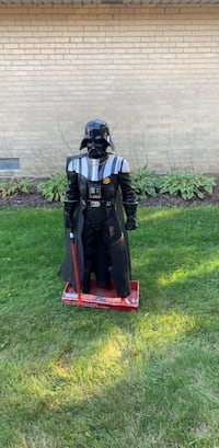 Darth Vader Star Wars battle buddy great for Christmas. Or Star Wars Day   Mount Prospect, 60056