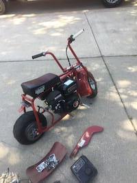 Mini bike McKinney, 75070