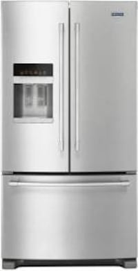 Maytag Stainless Steel French Door Refrigerat Grasonville, 21638