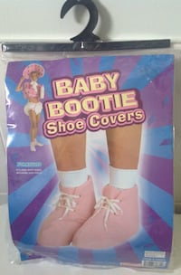 BABY BOOTY SHOE COVERS: Brand New Toronto, M6G
