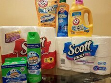 Household Products Package