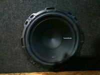 12 inch Rockford Fosgate P1 with am and wiring Ilion, 13357