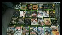 Xbox games theres 28 of them $50 obo  Temple City, 91780