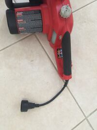 red and black Black & Decker leaf blower Doral, 33178