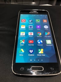 Samsung Galaxy core LTE - 8.5/10 condition - comes with charger & case Brampton, L6V 3N1