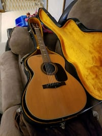 Late 60's Vintage Crown Acoustic Guitar Fowlerville, 48836