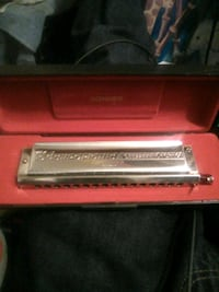 Hohner 64 chromonica proffessional model Washington, D.C.