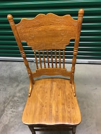 Solid wood chair Dumfries, 22026