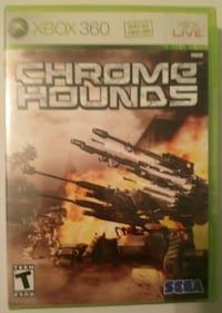 Brand New Xbox 360 Chrome Hounds Video Game  Troy, 12180