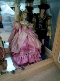 Sleeping Beauty and Prince Charming Porcelain Doll Silver Spring, 20902