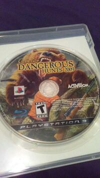ps3 cabela's dangerous hunts 2009 Ontario, M6L 2Z9