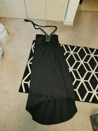 black spaghetti strap mini dress Edmonton, T6C