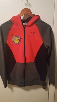red and black full-zip hoodie Las Vegas, 89106