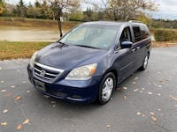2007 Honda Odyssey EX L with DVD, 8 passengers seats! Sterling