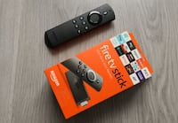 Amazon Firestick 2nd generation  Jersey City, 07307