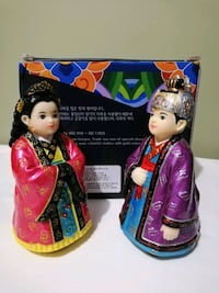 Korean Folk Dolls Traditional Handicraft Collectable  Lorton, 22079