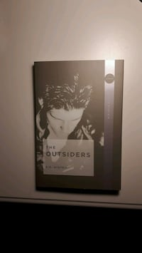 "The Outsiders ""Platinum Edition"" Paperback Book  Barrie, L4N 0S6"