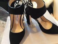 Jimmy Choos, ladies!!! Like brand new! Suede. Size 6
