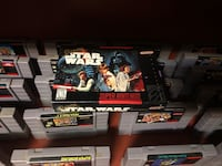 Brand New Super Star Wars: Nintendo SNES. Highly sought after collectors piece Leland, 28451