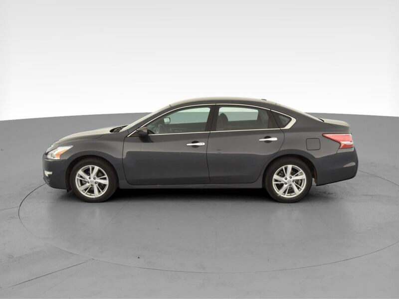 2013 Nissan Altima sedan 2.5 SV Sedan 4D Gray  4