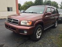 Nissan - Pathfinder - 2003 Broadlands, 20148