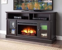 Whalen Barston Media Fireplace for TV's up to 70 (NEW)