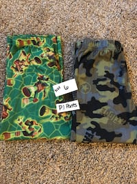 Variety of sizes boys clothes Silver Spring, 20902
