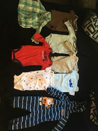 Baby's assorted color onesie Carson City, 89706