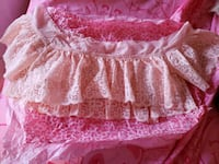 girl's pink and white floral dress Minneapolis, 55429