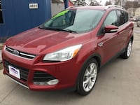 ***CLEAN CARFAX/ONE OWNER*** 2016 Ford Escape Titanium GUARANTEED CREDIT APPROVAL!