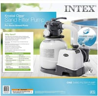 Intex Krystal Clear Sand Filter Pump Las Vegas