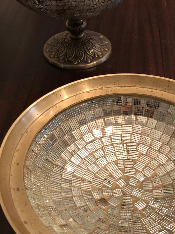 Ancient Style Sparkling Golden metallic Bowls (50 for each or 45each if you take all 3) ebbcabd2-b349-4878-8081-3df61e46089f