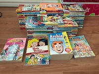 ARCHIE COMICS  Kitchener, N2E 1E3
