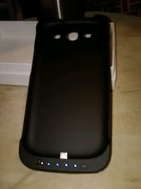 SAMSUNG S3 EXTERNAL BATTERY CASE