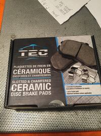 TEC Rear Ceramic Brake Pads