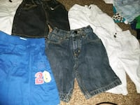 Size 4 girls and boys clothes San Antonio, 78210