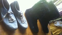 Two pair shoes size 10 662 mi