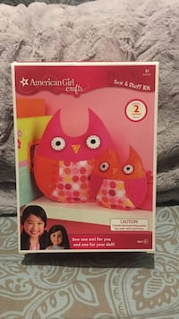 American Girl craft owl Poulsbo, 98370