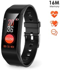 Brand new Fitness Tracker Waterproof with Blood Pressure Monitor