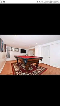 Professional Billiard Slate Pool Table