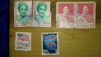 several assorted Philippine postage stamps Natrona Heights, 15065