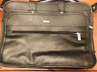 Bugatti Genuine Leather Breifcase - Never Been Used CALGARY