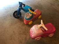 toddler's red and blue trike San Diego, 92126