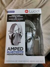 Lucid Audio Bluetooth Gaming Headset White City, 97503