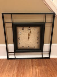 Wall clock Pickering