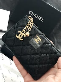 CHANEL Leather Caviar Small Purse Edmonton
