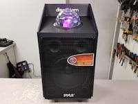 Wireless Karaoke System & Disco Light Mississauga