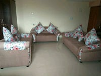 Two 3 seater and one 2 seater sofa set (brand new) Bengaluru, 560097