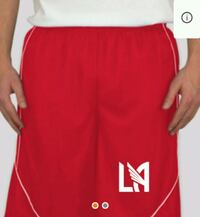 Lito Attire Basketball Shorts  539 mi